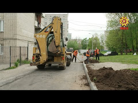 Проверка дворов по программе «Формирование комфортной городской среды»