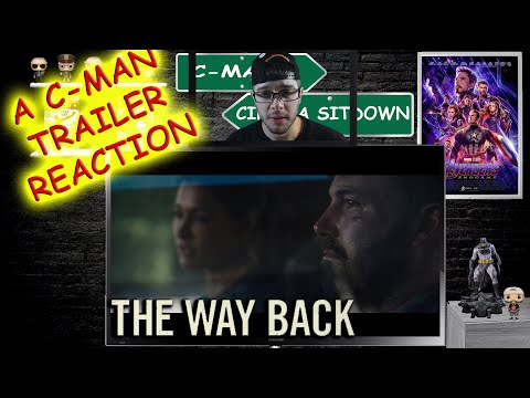 The Way Back 2020 – Trailer Reaction