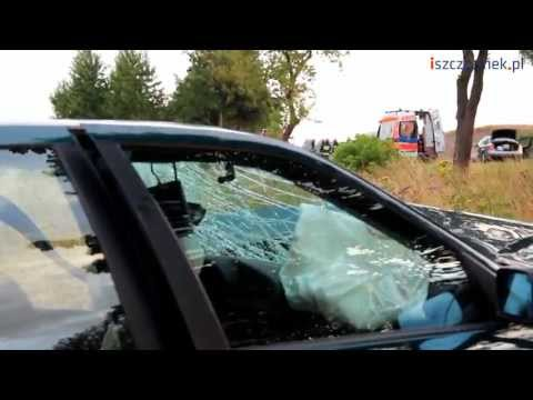 Wypadek pod Szczecinkiem. Jedenastka zablokowana