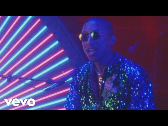 Calvin Harris - Feels (Video 2) ft. Pharrell Williams, Katy Perry, Big Sean