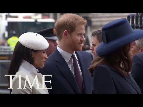 Meghan Markle Paid Tribute Princess Diana At The Biggest Royal Event With The Queen | TIME