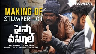 Telugutimes.net Paisa Vasool Making of Stumper 101