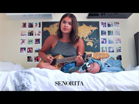 Señorita - Shawn Mendes & Camila Cabello / Cover by Jodie Mellor