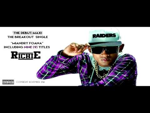 RICHIE - MBOLA IANAO INY (Official audio)