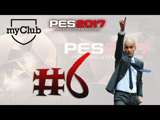 PES 2017 myClub #6 - Desafio Online - Enfrentei o rei das táticas