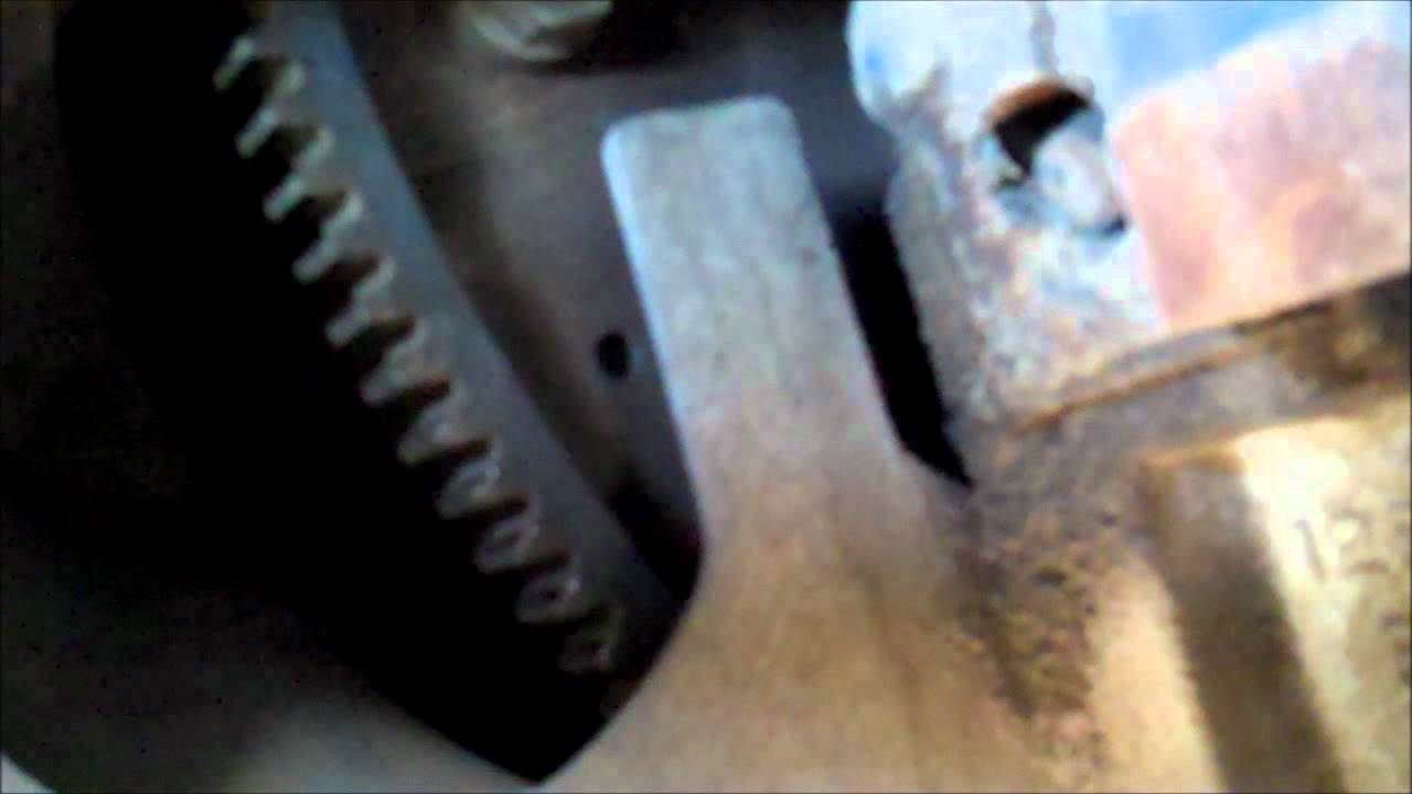 2003 Chev Starter Replacement  YouTube