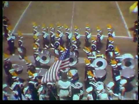 WG Wildcat Marching Band 1976 St Pete
