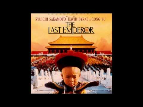 David Byrne - Main Title Theme [from The Last Emperor]