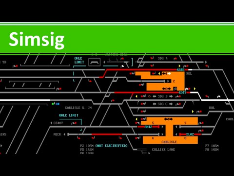Welcome to Simsig! - Simsig - Railway Signaller Simulator