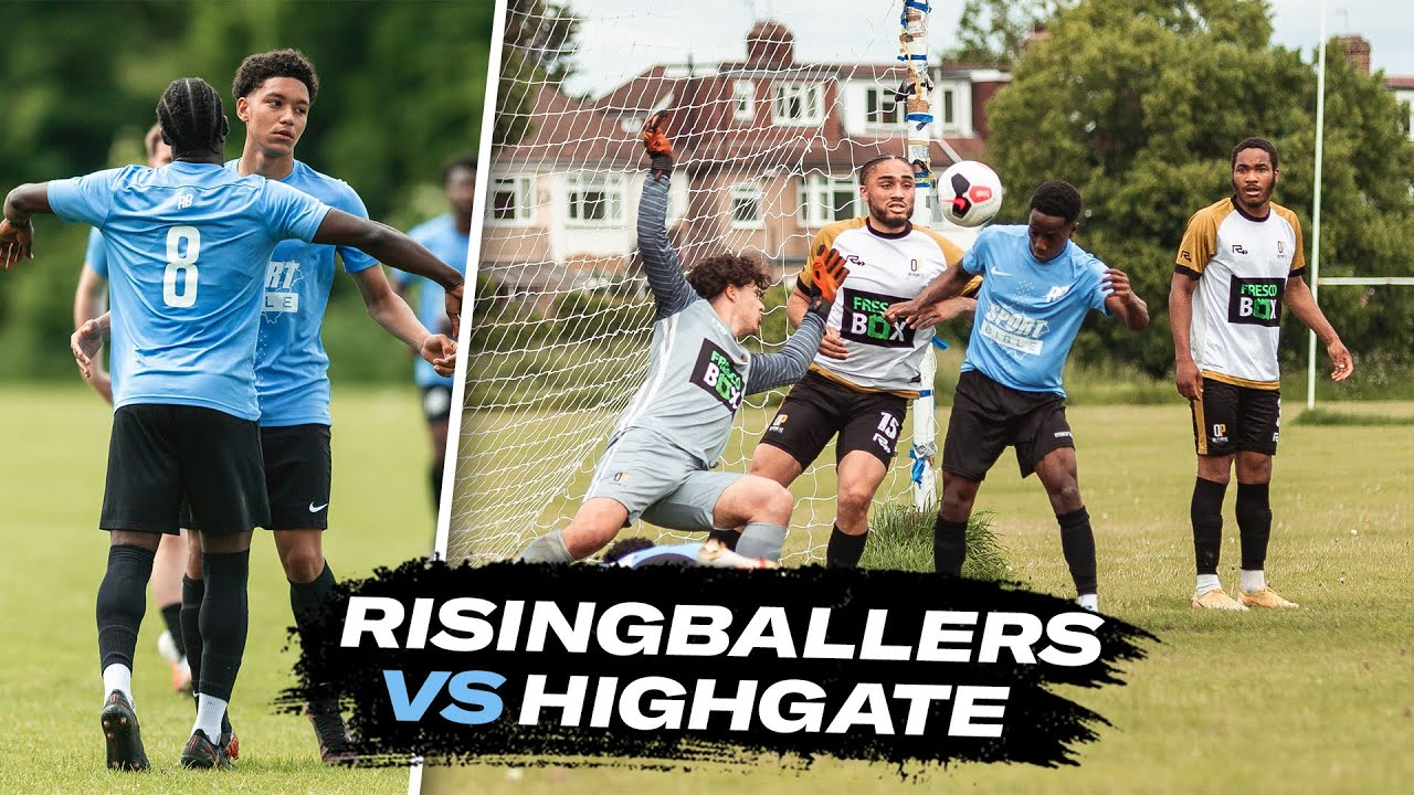 CLASH OF THE SEASON | RISING BALLERS VS HIGHGATE ALBION PT1 | Unsigned Ep 47