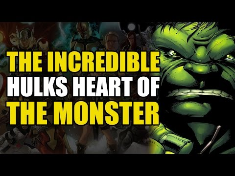 The Strongest Hulk ever?! (The Incredible Hulks Vol 2: Heart Of The Monster)