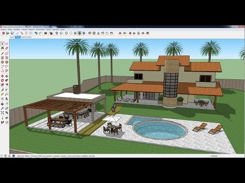sketchup 2015 aula 3 armaz m 3d e configura o b sica da interface curso b sico gratuito. Black Bedroom Furniture Sets. Home Design Ideas