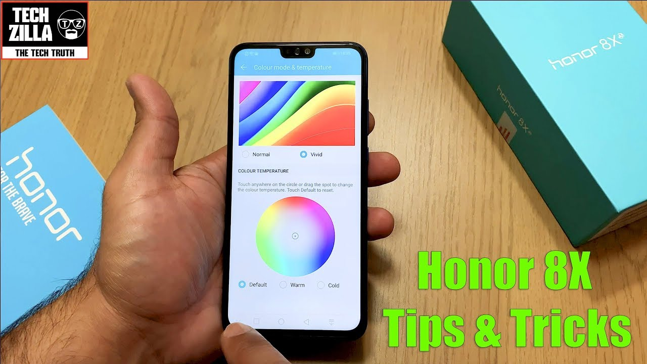 buy popular a64f2 e7654 Honor 8X Tips and Tricks - In Depth Walk Through