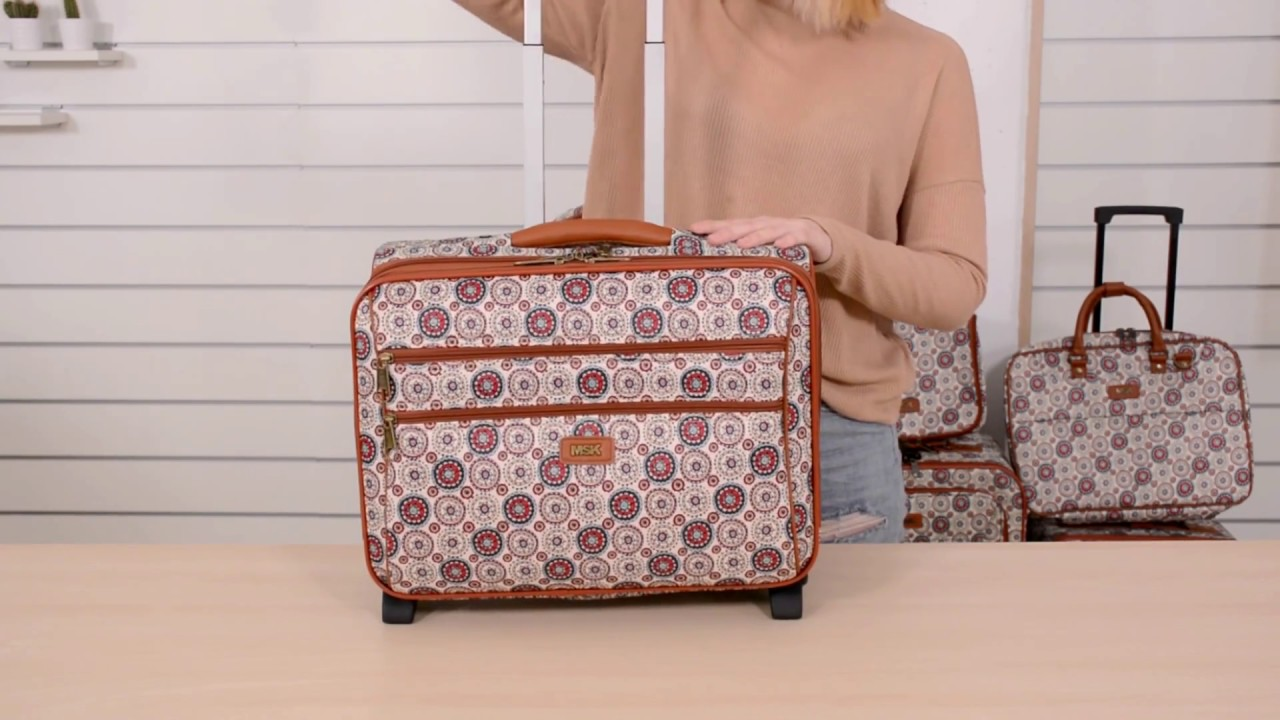 gran ajuste proveedor oficial último Lisa maleta tipo trolley de Misako
