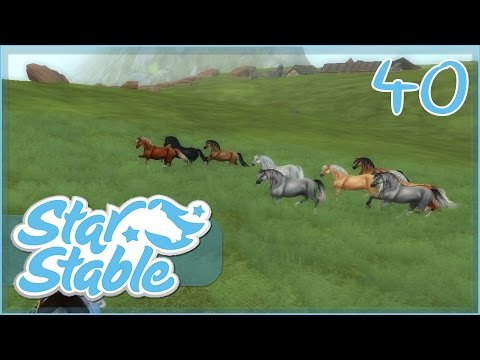 The Wild Horses of South Hoof Peninsula!! || Star Stable - Episode #40