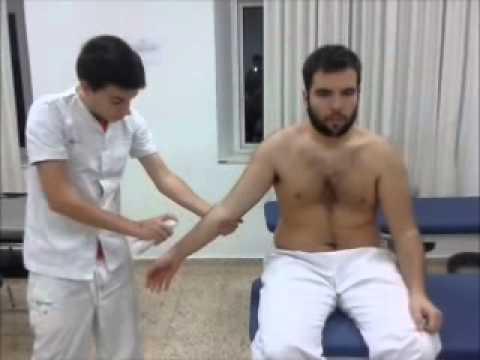 6 Bíceps braquial, espray y estiramiento