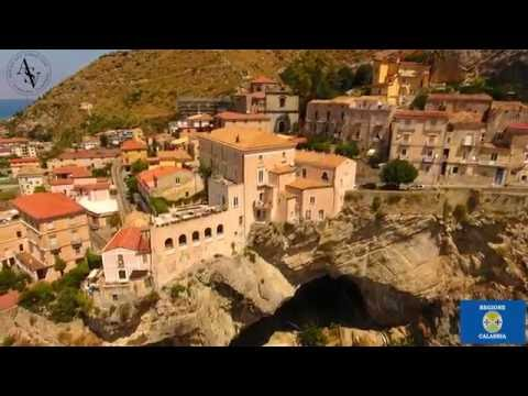 Italy Calabria in 4K DJI Phantom 4 Drone Footage