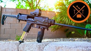 New Glock Carbine 2018 // This Changes Everything......