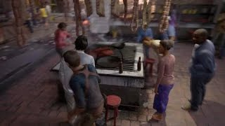 Uncharted 4: A Thief's End How to eat an apple