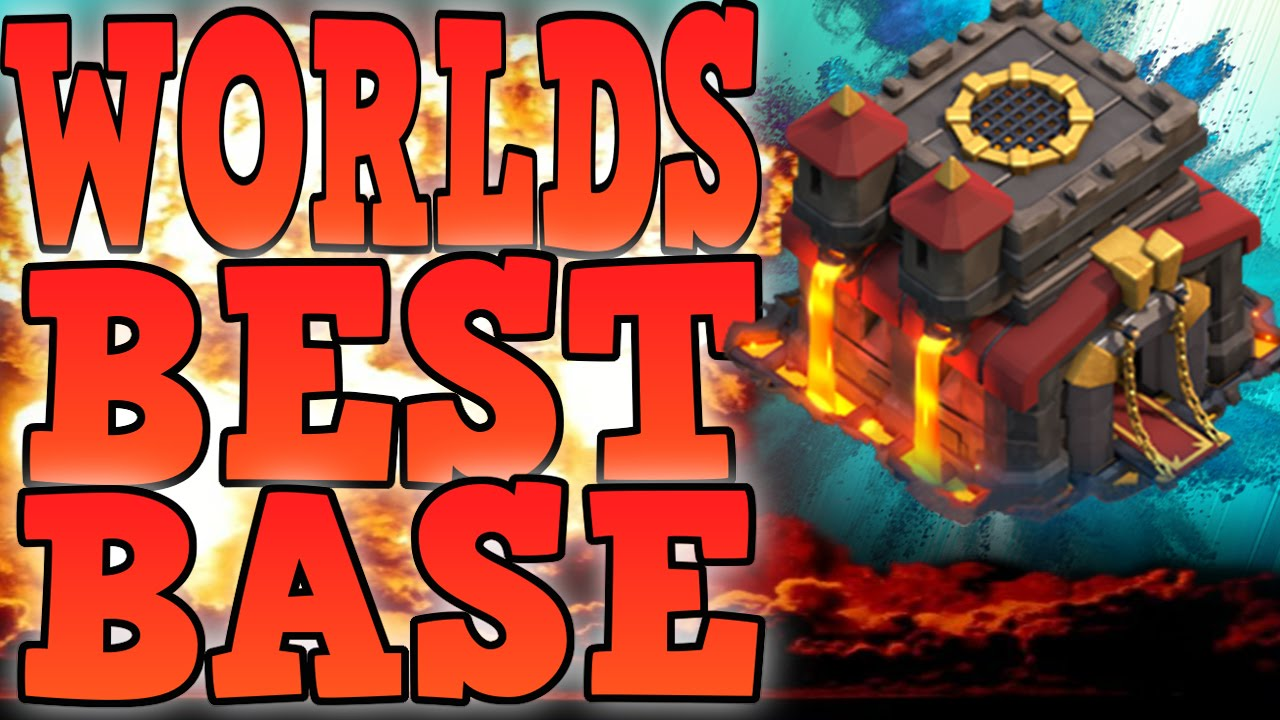- WORLDS BEST TOWN HALL 10 TROPHY BASE / TH10 WAR BASE!+TOWN HALL ...