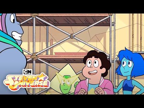 Who We Are Karaoke Version | Steven Universe The Movie | Cartoon Network