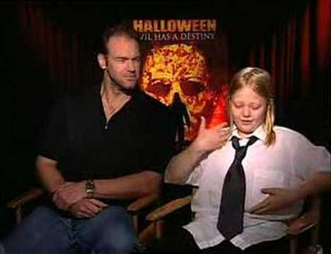 Daeg Faerch and Tyler Mane interview on Halloween - YouTube