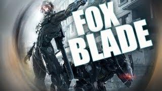 Metal Gear Rising: Revengeance - Fox Blade