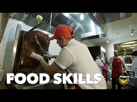 The Best Tacos in NYC | Food Skills