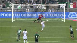 Video Gol Pertandingan Sassuolo vs Cagliari