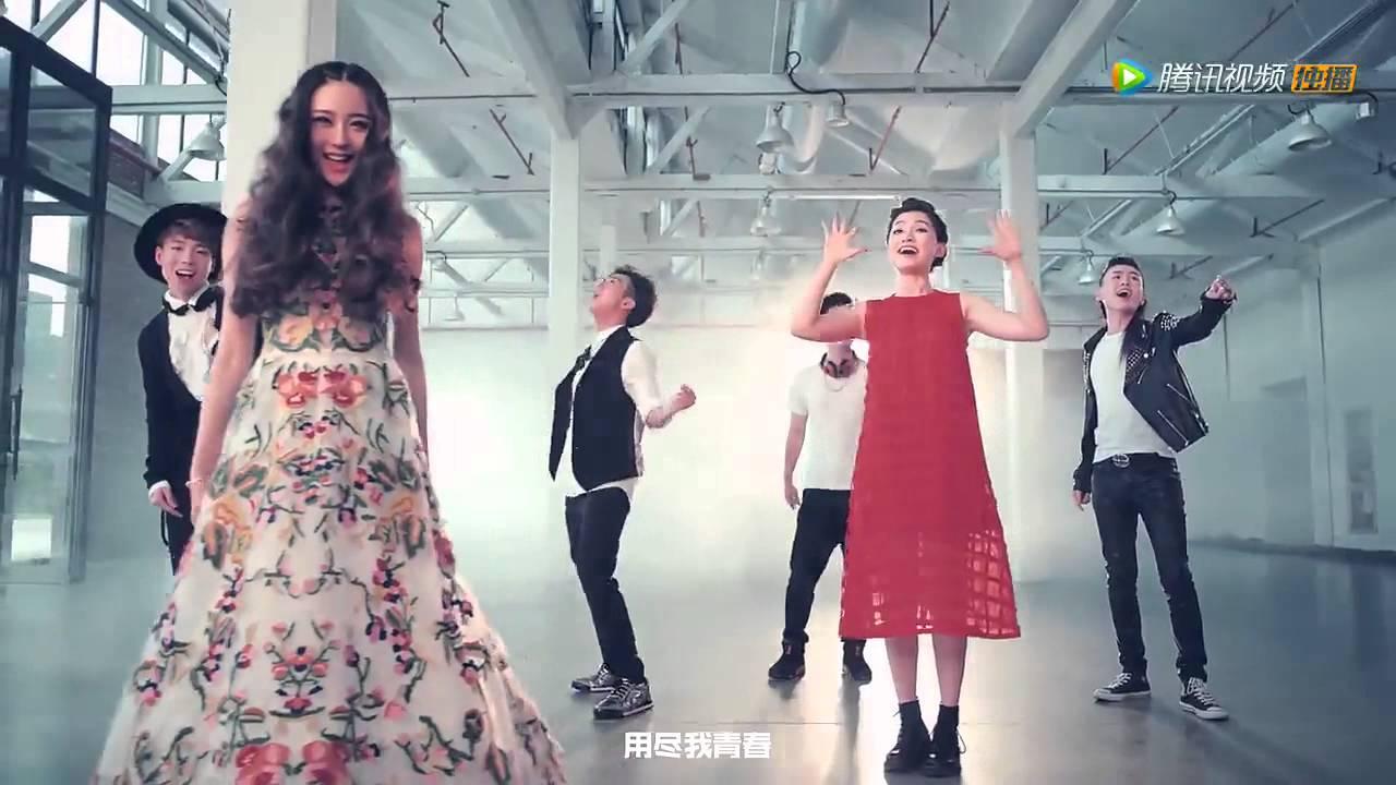 張瑋 + 丁丁 + 陳冰 + 魏然 + 羅景文 + 夏恆 -《我相信》(好聲音第四季加油歌)