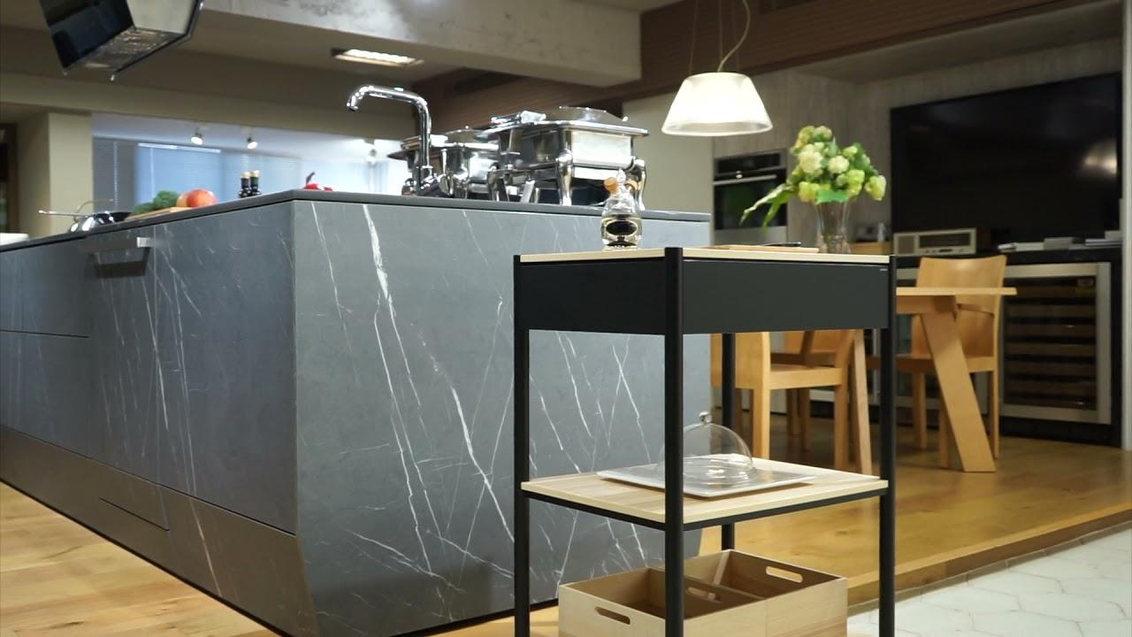 尊廚 SANTOS 新品介紹「2021 最新廚具設計概念」完美演繹