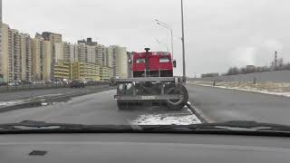 Урок Авто Вождения по городу с интересными темами Вождения.