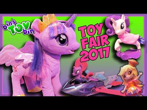 NEW 2017 My Little Pony Toys! MLP Movie, Sea Ponies, Magical Princess Twilight Sparkle!