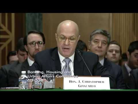 Senate Testimony On Cryptocurrencies Historic Support for Bitcoin 2018