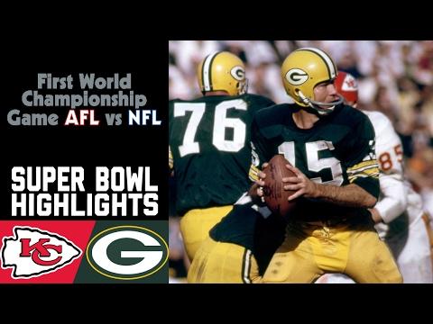 Super Bowl I Recap: Chiefs vs. Packers | NFL