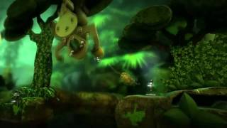 LittleBigPlanet 2 (PS3) - Grappling Hook Trailer [HD]