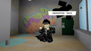 ROBLOX - Da Hood Animation Pack Showcase