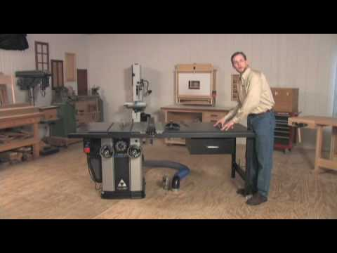 Woodworker's Journal Unisaw Review - Part 2