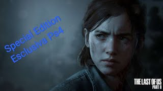 Unboxing The last of us parte 2 special edition ps4