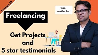 Lesson-18: Freelancing: How to make money as a freelancer (Tips and tricks) | Ankur Aggarwal