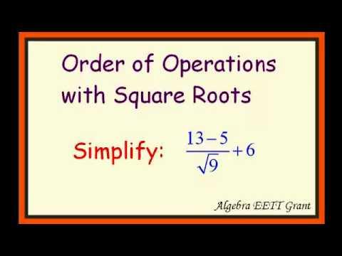 Mathematics: Learn Algebraic Expression