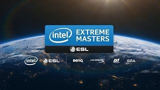 Intel Extreme Masters 2016 - Relacja Video