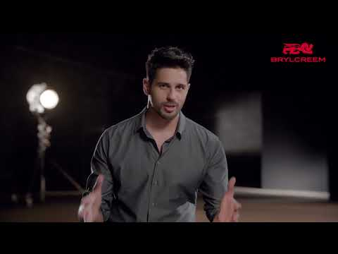 New Brylcreem  Beard and Hair grooming tips from  Sidharth Malhotra