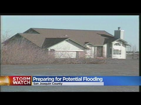 San Joaquin Valley Preparing For Massive Rainfall