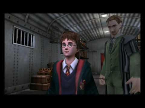 Гарри Поттер и Узник Азкабана прохождение часть 1 (100%) (Все секреты)