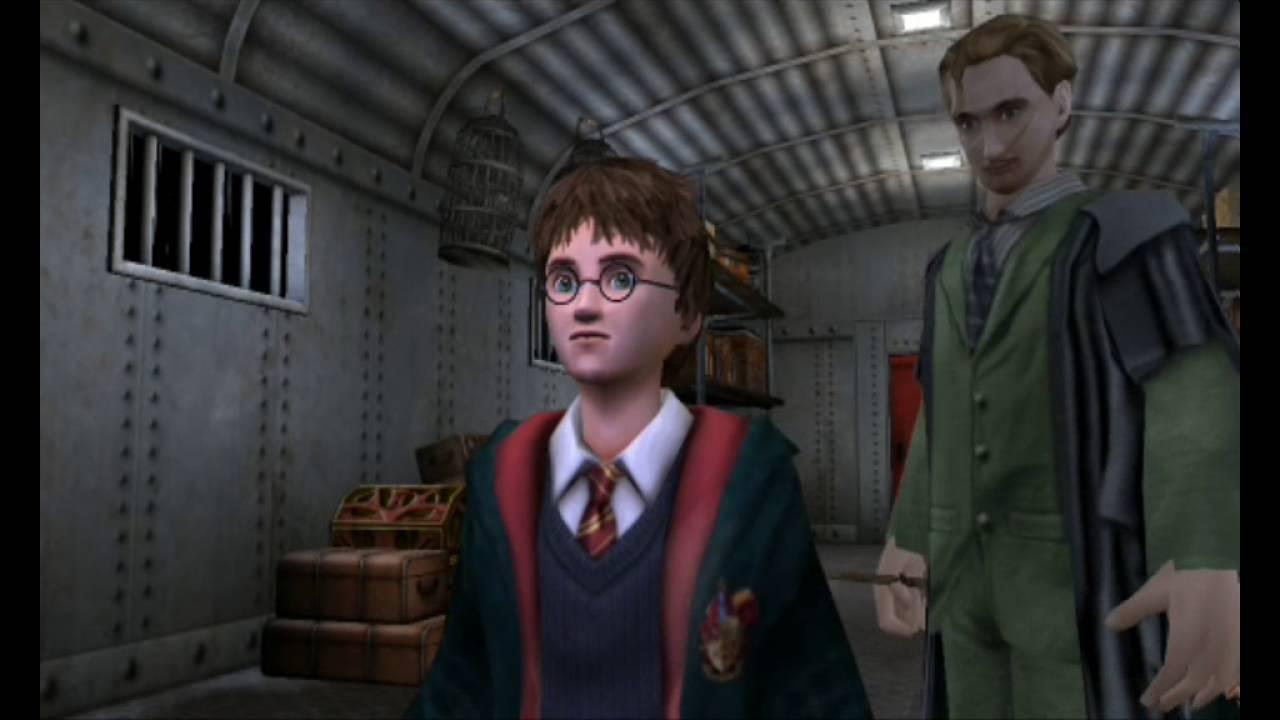 Гарри Поттер и Узник Азкабана прохождение часть 1 (100% ...