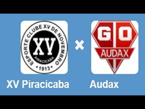 XV Piracicaba  vs  Audax - Paulista A2