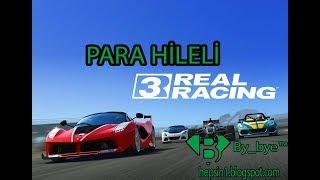Real Racing 3 v5.3.1 | PARA HİLELİ - Android