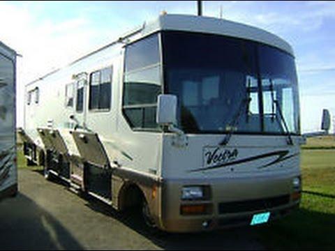 96 Winnebago Vectra 34WQ No-Reserve Ebay Auction