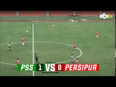 Highlight PSS Sleman vs Persipur Purwodadi ( 2-0 ) Saturday, 2 May 2015